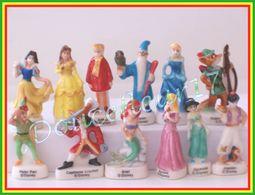 Héros Et Princesse .. Serie Complète De 12... Ref AFF : 2-2005... (pan 0041) - Disney