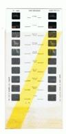 Plaquette De 10 Vues Stéréoscopiques Pour Appareil Lestrade - Saint Jean De Luz +/- 1960 - Visionneuses Stéréoscopiques