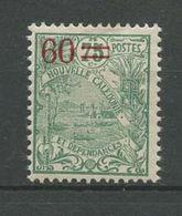 CALEDONIE 1924 N° 130 * Neuf MH Trace De Charnière TTB Cote 0.80 € Bateaux Rade De Nouméa Boats Transports - New Caledonia
