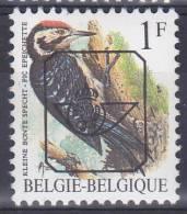 BELGIË - OBP - PRE 816 P6 - MNH** - Typos 1986-..(Oiseaux)