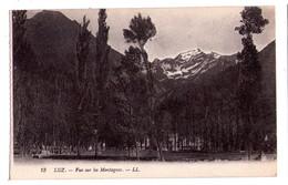 0539 - Luz Saint-Sauveur ( H.P. ) -Vue Sur Les Montagnes - L.L. - N°13 - - Luz Saint Sauveur