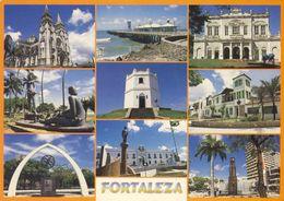 FORTALEZA - Vários Aspectos - BRASIL - Fortaleza