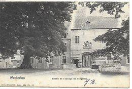 Westerloo, Entrée De L'abbaye De Tongerloo, Verstuurd 1902 - Westerlo
