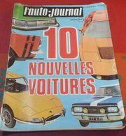 L'Auto Journal N°6 26 Mars 1970Citroën SM,Sunbeam 1250 1500,Mercedes C111, Jean VINATIER Jean Luc THERIER - Auto/Motorrad