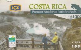 Costa Rica - Valle Central ( Parque Nacional Volcan Poas ) - Costa Rica