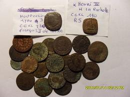LOT DE DOUBLE TOURNOIS - Coins & Banknotes