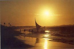 CAUCAIA - Por Do Sol Na Praia Do Cumbuco - BRASIL - Fortaleza