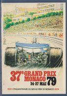 = 37è Grand Prix De Monaco, 1979, Cinquantenaire, Musée De L'Automobile Mougins - Grand Prix / F1