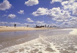 CAUCAIA - Praia Do Cumbuco - BRASIL - Fortaleza