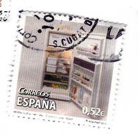0,52€ - Rérigérateur - 2013 - 1931-Aujourd'hui: II. République - ....Juan Carlos I
