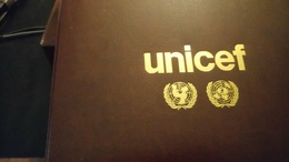 F0739 GROS ALBUM UNICEF BELLE COTE - Stamps