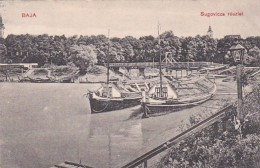 373215Baja, Sugovicza Részlet 1911 (sehe Ecken) - Hongrie