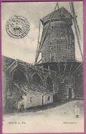 Orig.AK ,Zons A. Rhein ,Mühlenturm ,Windmühlen     Mühle Moulin ,Molen, - Moulins à Vent
