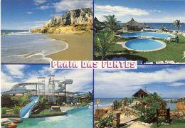 BEBERIBE - Praia Das Fontes - BRASIL - Fortaleza