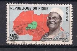 YT N° 118 - Oblitéré - 4e Indépendance - Niger (1960-...)