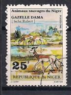 YT N° 532 - Oblitéré - Animaux - Niger (1960-...)