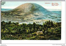 SAMARIE MONT TABOR - Palestine