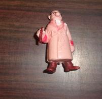 Figurine Tintin - Rastapopoulos - Esso - 1973 - Tintin