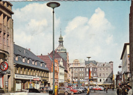Porsche 356,DKW 1000 SP Cabrio,Opel,VW,Mercedes,Recklinghausen,gelaufen - Voitures De Tourisme