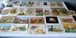 Lotje Van 27 Paaskaarten - Postcards