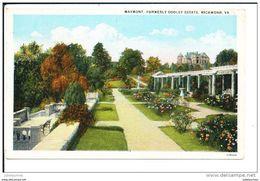 MAYMONT FORMERLY DOOLEY ESTATE RICHEMOND - Richmond
