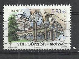 FRANCE 2014 - VIA PODIENSIS - OBLITERE USED GESTEMPELT USADO - France