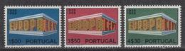 PORTUGAL 1051-53 ** MNH – Europe CEPT 1969 - 1910-... República