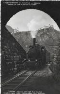 Chiusa All'Isarco-Klausen(Bolzano)-Tunnel Con Treno Della Ferrovia Gardenese - Bolzano (Bozen)