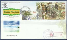 INDONESIA 2002 COVER - Indonesia