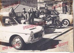Au Plus Rapide Beau Format Voiture Ancienne Moto BMW Ratier Cemec ?? - Automobiles