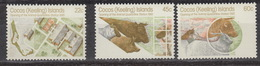 COCOS – 65-67 – Animal Quarantine Station (1981) ** MNH - Cocos (Keeling) Islands