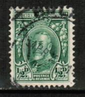SOUTHERN RHODESIA  Scott # 16b VF USED - Rhodésie Du Sud (...-1964)