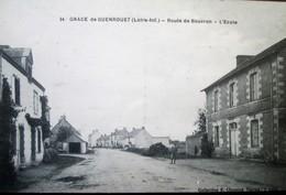 44   GRACE De GUENROUET  Route De BOUVRON - Otros Municipios