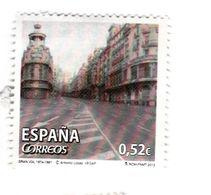 0,52€ - GRAND VIA - ANTONIO LOPEZ (p22) - 2011-... Oblitérés