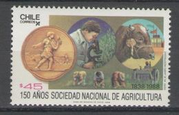 Chile - AGRICULTURE 1988 MNH - Chile
