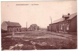 GUEUDECOURT - La Place - France