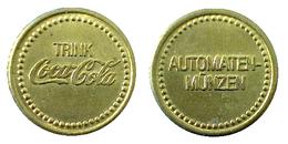 00753 GETTONE JETON TOKEN DISPENSER MACHINE COCA COLA - Unclassified