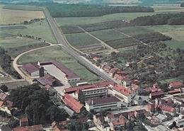 CPSM  De  CREZANCY  (02)  -  Vue  Aérienne  Du  Lycée  Agricole      //  TBE - Autres Communes