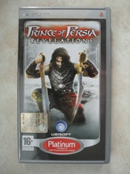 Prince Of Persia Revelations - PSP - Platinum - Ubisoft - Electronic Games