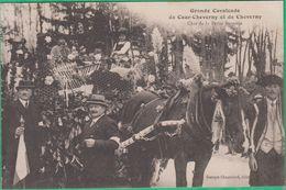 41 - Grande Cavalcade De Cour Cheverny Et De Cheverny - Char De La Petite Bergerie - Editeur: Chantelard - Cheverny