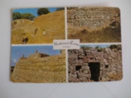 Postcard Postal Zimbabwe Rhodesia Historical Ruins - Zimbabwe