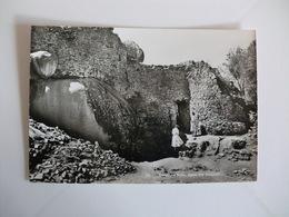 Postcard Postal Zimbabwe Rhodesia Ruins Inside The Acropolis - Zimbabwe