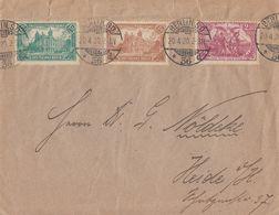 DR Brief Mif Minr.113,114,115 Berlin 20.4.20 - Briefe U. Dokumente