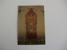 Postcard Postal India Pulpit Bom Jesus Basilica Old Goa - India