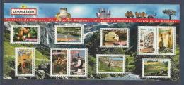 BLOC FEUILLET N°94  . N°  7..LA FRANCE A VIVRE 1ER CHOIX - Mint/Hinged