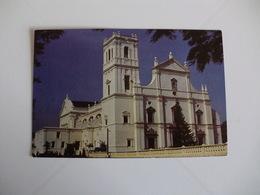 Postcard Postal India Goa Sé Cathedral - India