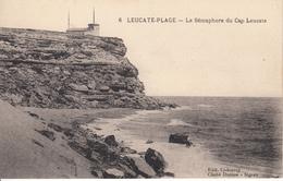 11 - LEUCATE  PLAGE  - Le Sémaphore Du Cap Leucate - Leucate