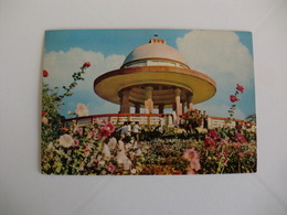 Postcard Postal India Gandhi Samarak Borivili - India