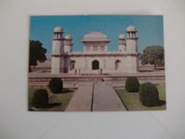 Postcard Postal India The Itmad-ud-Daula`s Agra - India
