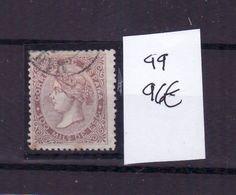 ESPAÑA  1868 - EDIFIL 99  SELLO USADO     96 € - 1868-70 Gobierno Provisional